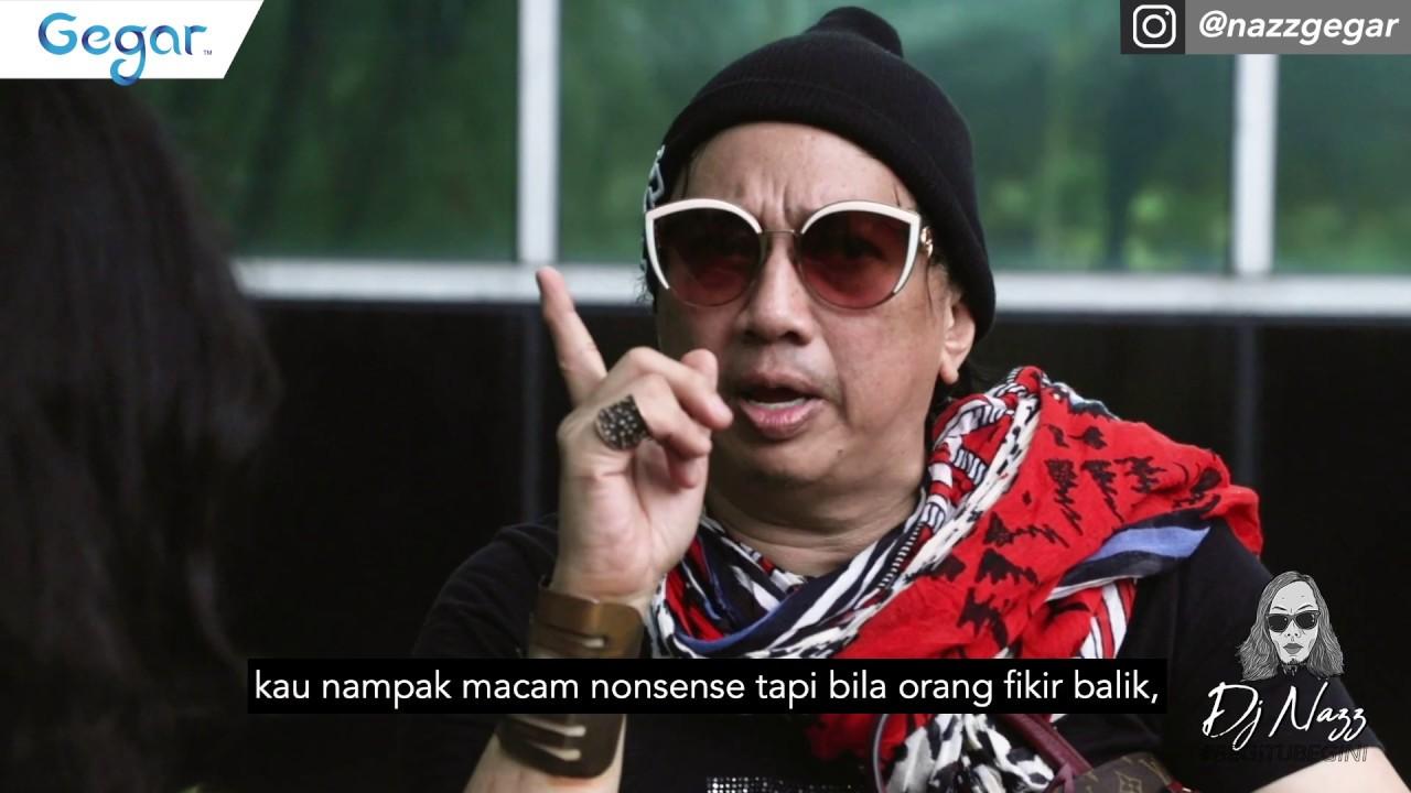 Begitu Begini DJ Nazz Bersama Azwan Ali