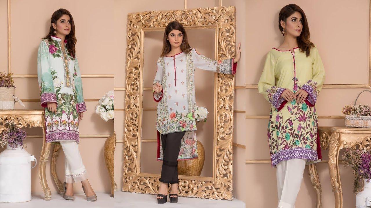 4a0994fc34 Latest ZS Textiles Maira Ahsan Kurti Vol 11 Collection - YouTube