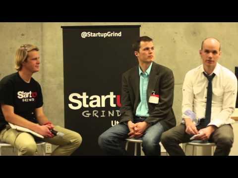 Jeffrey & Neal Harmon (Orabrush) at Startup Grind Utah