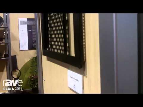 CEDIA 2014: Triad Designer Series Speakers Intros DS500SE Hidden In-Wall Speakers