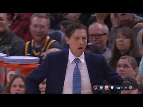 Blazers vs Utah Jazz Full NBA Highlights 22 Jan. 2019