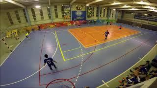 Цифроград - Газпром 2:6 Высшая лига Ставрополь .мини-футбол