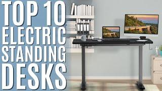 Top 10: Best Electric Height Adjustable Standing Desks of 2021, Office, Computer Desk, Stand Up Desk