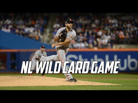 MLB | 2016 NL Wild Card Game Highlights
