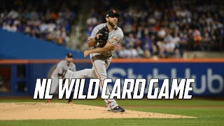 MLB | 2016 NL Wild Card Game Highlights (NYM vs SF)