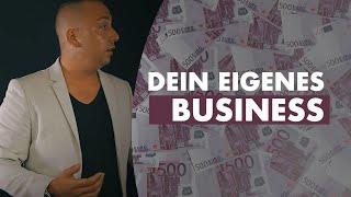 Geld verdienen im Internet - Eigenes Online Business aufbauen