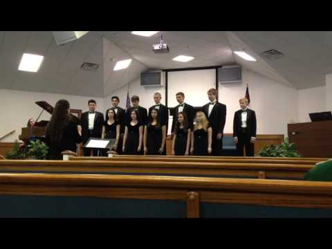 Garland Christian Academy 2016 High School TOCS Competition