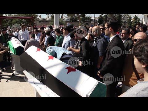 أخبار عربية | عشرات السوريين في #اسطنبول يشيعون عروبة وحلا بركات  - نشر قبل 5 ساعة
