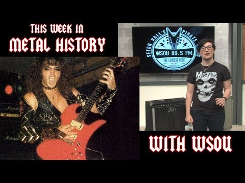 This Week in Metal History with WSOU, February 25, 2019 | MetalSucks