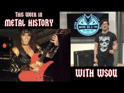 This Week in Metal History with WSOU, February 25, 2019 | MetalSucks
