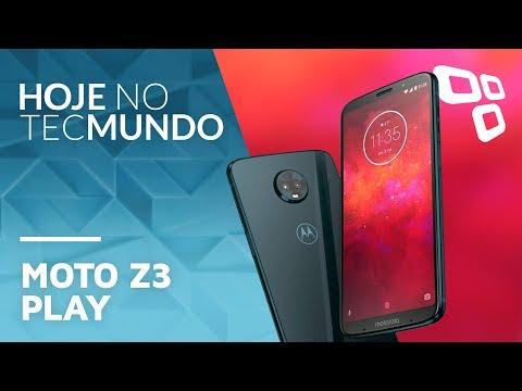 OnePlus 6 potente, AMD na Computex, Moto Z3 Play e mais - Hoje no TecMundo