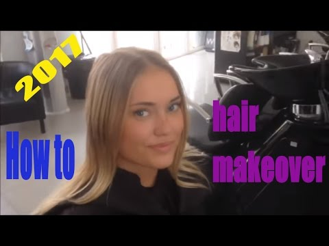 hair makeover 2017 ,girl hair style,  TIPS by top stylist amal hermuz