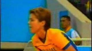 Semi Final - Olimpíadas Sidney: Brasil x Cuba (set 5)