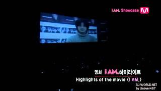 "120430 Movie ""I AM""  Showcase - Movie Highlights, SJ Cut"