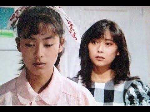 懐かしいドラマ  ママはアイドル 4話 中山美穂 後藤久美子 1987年5月録画分当時CM有り