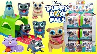 NEW Disney Jr PUPPY DOG PALS Travel Pets Blind Bags FULL CASE