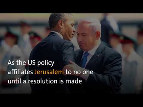 Jerusalem in the US Foreign Policy
