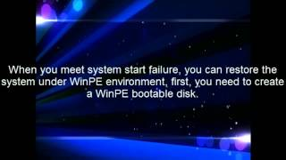 Ghost Windows 7 hard drive with Windows image backup recovery software - EaseUS Todo Backup