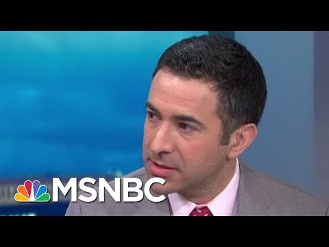 Ari Melber Breaks Down The 'Underlying Stupidity' Of Requiring A Felony In An Impeachment Trial