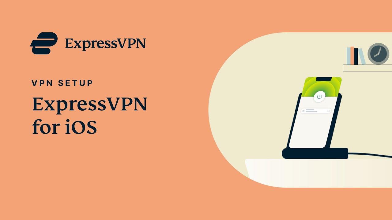 ExpressVPN for iOS - App setup tutorial