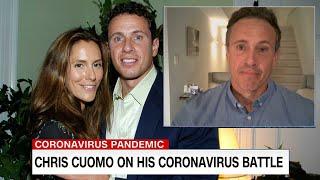 Chris Cuomo Reveals Wife Cristina Has COVID-19