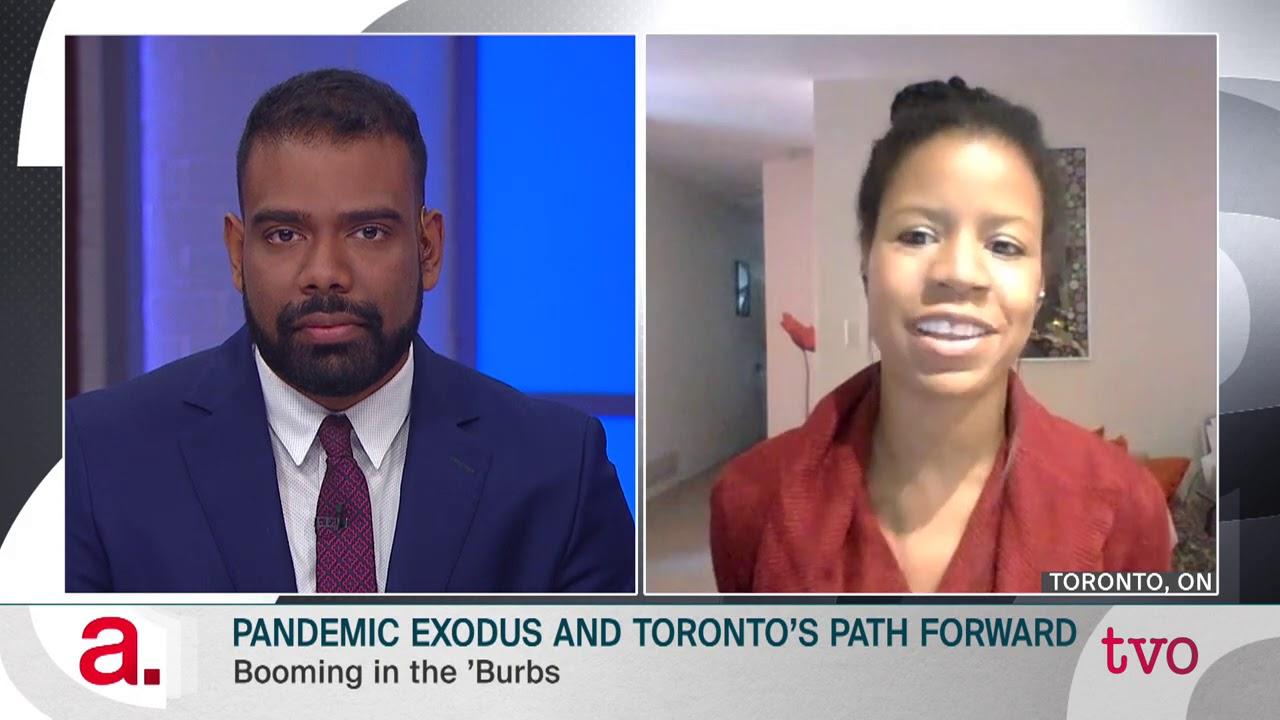 Pandemic Exodus and Toronto's Path Forward