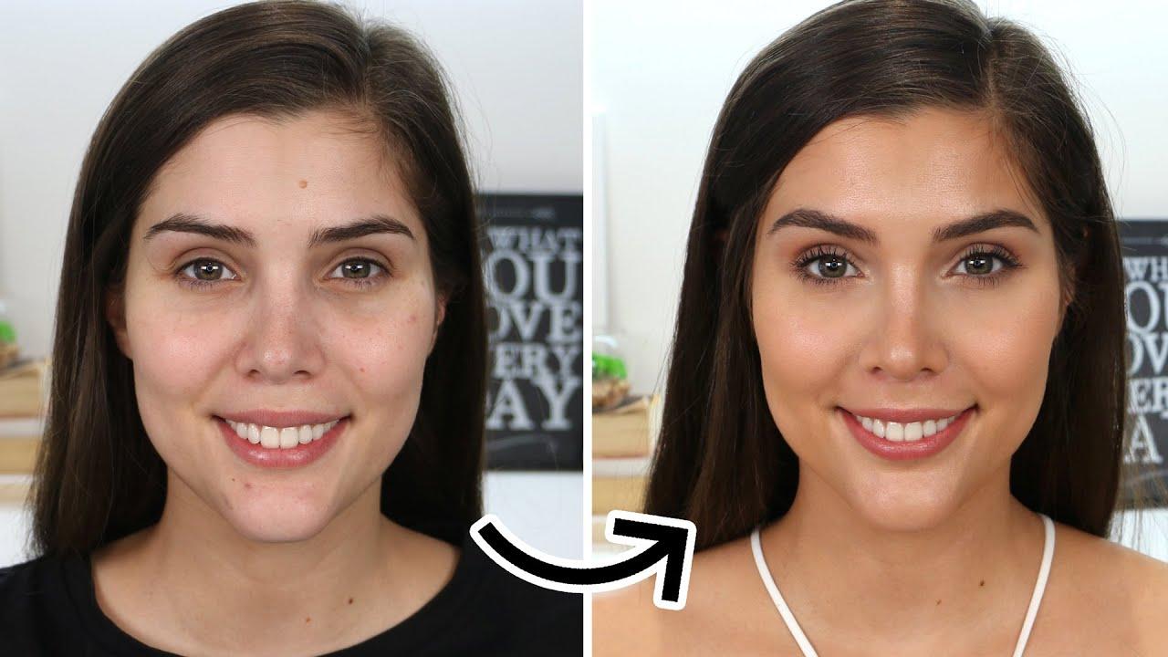 """Natural """"No Makeup"""" Makeup Tutorial"""