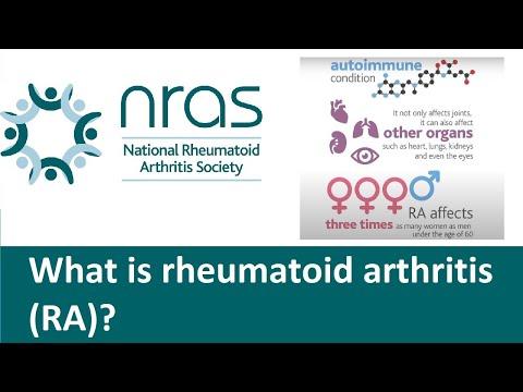 NRAS - What Is Rheumatoid Arthritis?