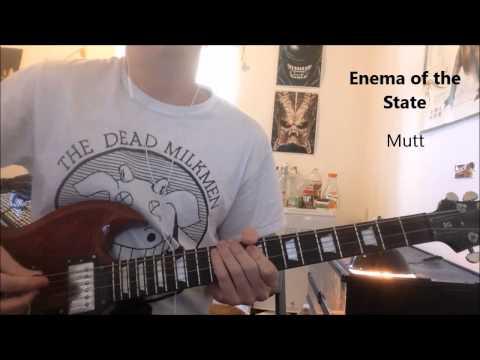 Blink-182 5 Minute Guitar Chonology