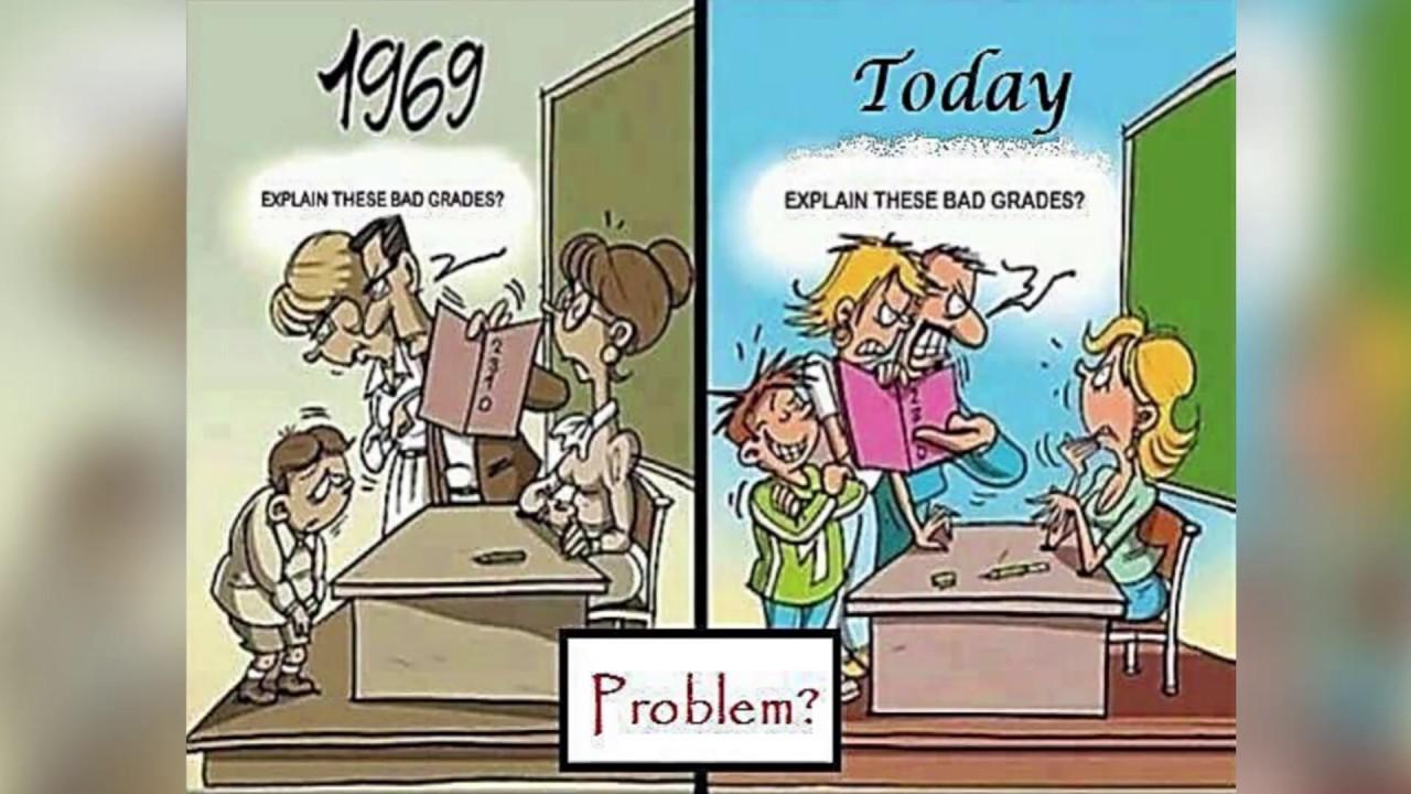 Parent teacher conference - 4 4