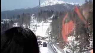 видео Комплекс Лаура Сочи, Красная поляна