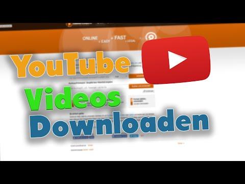 YouTube Videos downloaden – Einfach und Kostenlos (Tutorial) Deutsch
