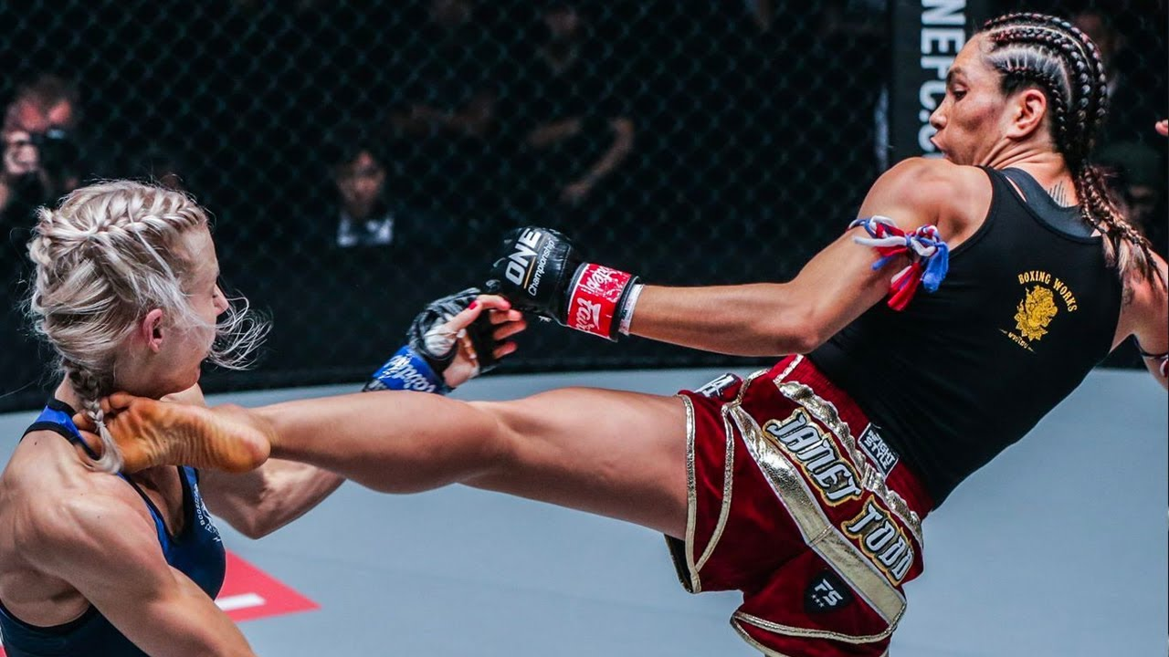 ONE Championship's Best Muay Thai Head Kicks | The Art Of Eight Limbs Highlights