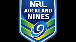 NRL Auckland Nines 2014: Day 1 Highlights