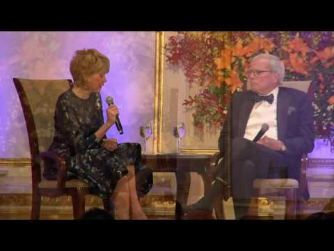 2016 Aspen Institute Annual Awards Dinner: Tom Brokaw and Jane Pauley Conversation