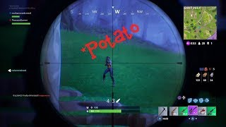 Fortnite - Potato Aim