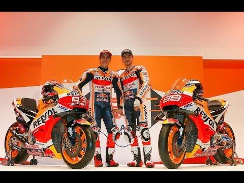 2019 Repsol Honda Team Presentation