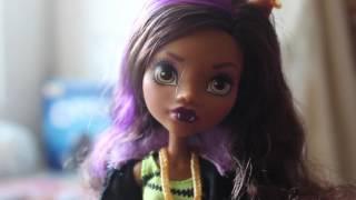 кукла Monster High Клодин Первый день в школе обзор