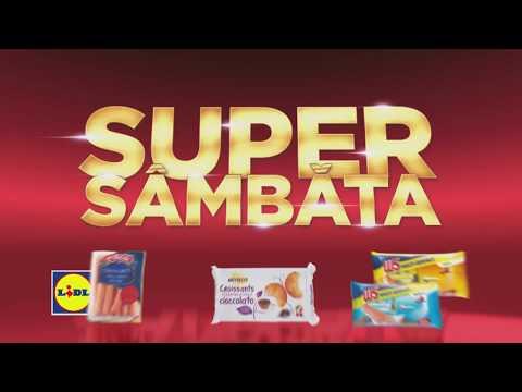 Super Sambata la Lidl • 5 Mai 2018