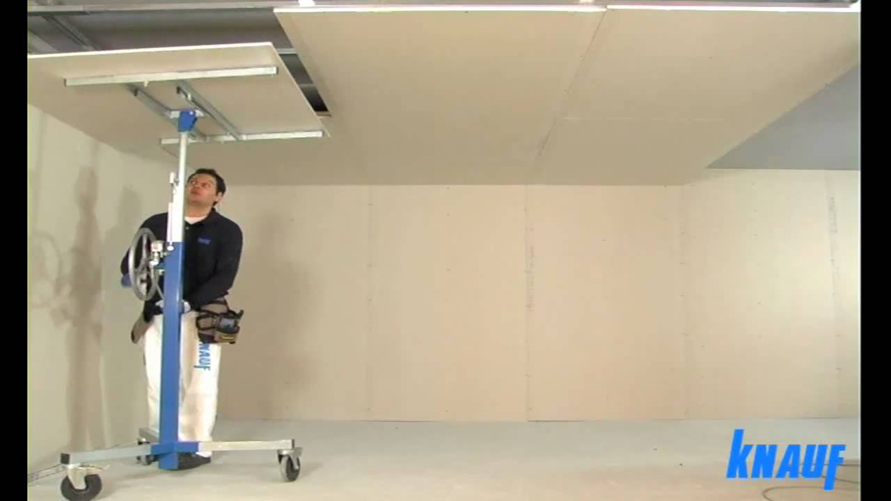 Controsoffitto in cartongesso - ribassato - coimperTV - YouTube
