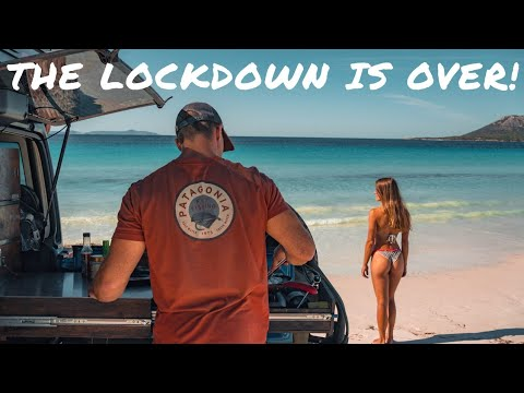 LAST 4x4 CAMPING ADVENTURE IN ALBANY - Deserted Beach & Spearfishing in Western Australia | Ep 19 |