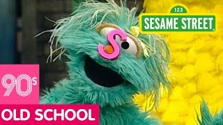 Sesame Street: Rosita and Big Bird's Favorite Letter Song | #Throwback Thursday