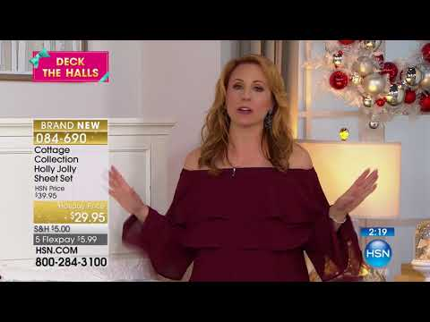 HSN | Cottage Collection Holiday Home 11.07.2017 - 02 AM