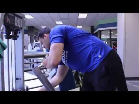 Gym Etiquette 11: Clean Machines