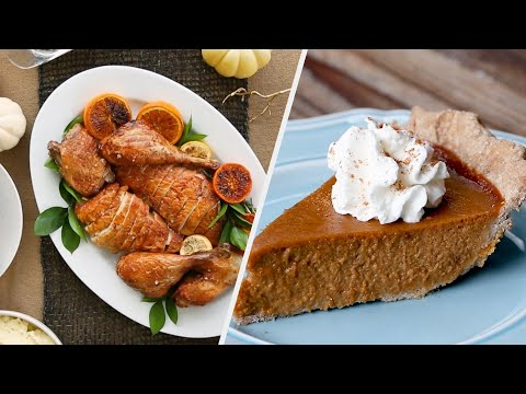 The Perfect Thanksgiving Meal •Tasty