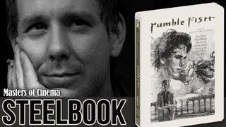 Rumble Fish | Blu-ray Steelbook | Hi-Def Ninja.com