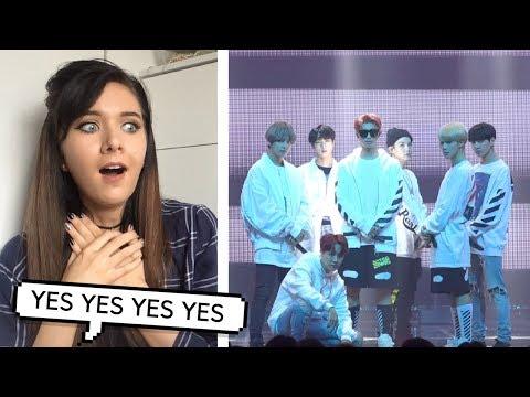 BTS (방탄소년단) NO MORE DREAM (노 모어 드림) LIVE REACTION (2017) // ItsGeorginaOkay