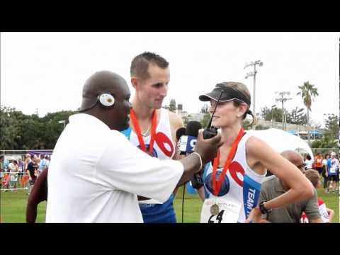Chris & Ashley Estwanik Win May 24th Marathon 2012