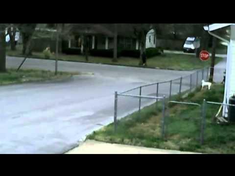 Driverless Fed Ex Van Crashes in Columbia