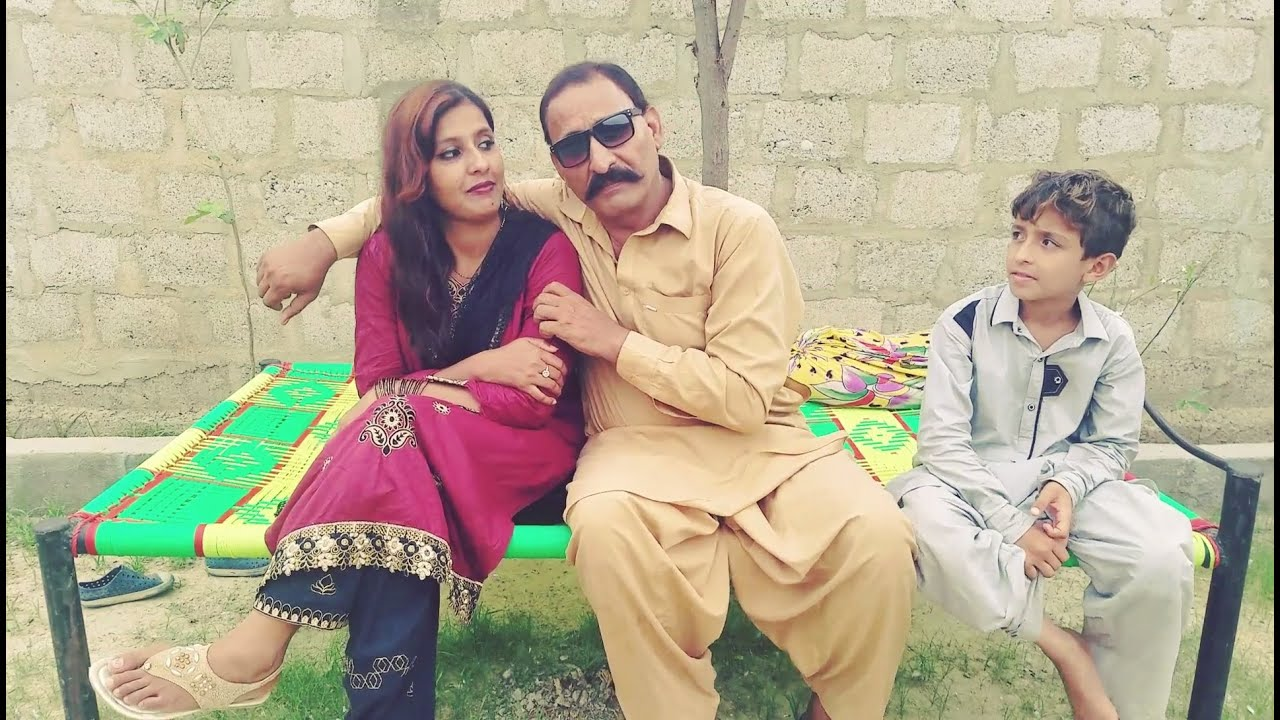 We made a video for your Eid with entertainment Some jokes some fun with malik sahb and noreen bhabi
